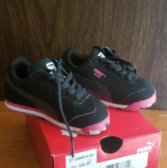 Puma Shoes   New Kids Puma Tennis Shoes